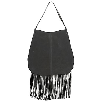 Bags Women Handbags Pieces TABATHA SUEDE Black
