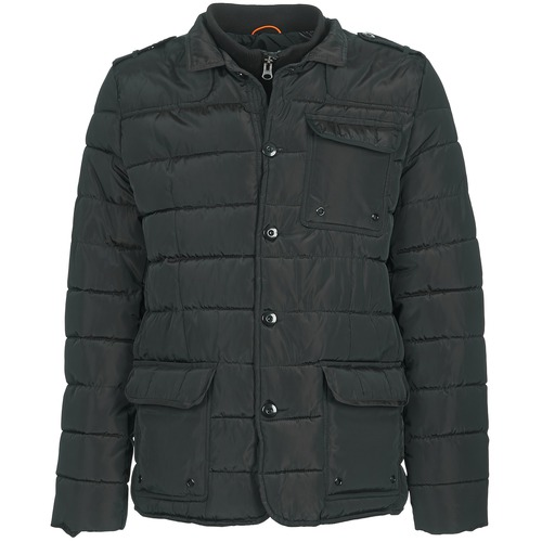Clothing Men Jackets Casual Attitude DANY Black