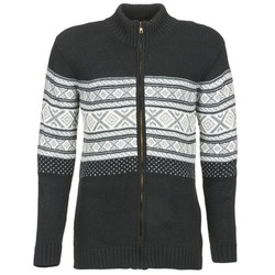 Clothing Men Jackets / Cardigans Casual Attitude DAN Black