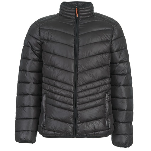 Clothing Men Duffel coats Yurban DALE Black