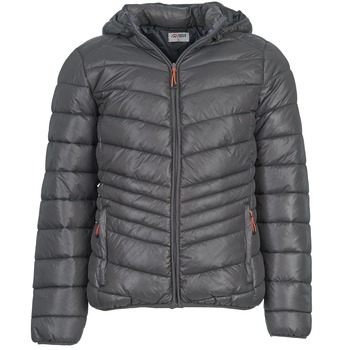 Clothing Men Duffel coats Yurban DAVE Grey
