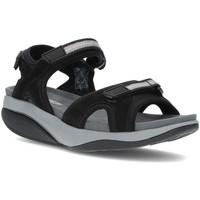 Shoes Women Sandals Mbt SANDALS  SABA W BLACK