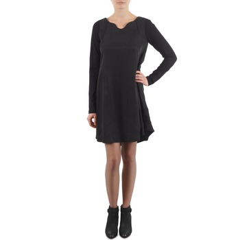 Clothing Women Short Dresses Diesel D-LUNA DRESS Black