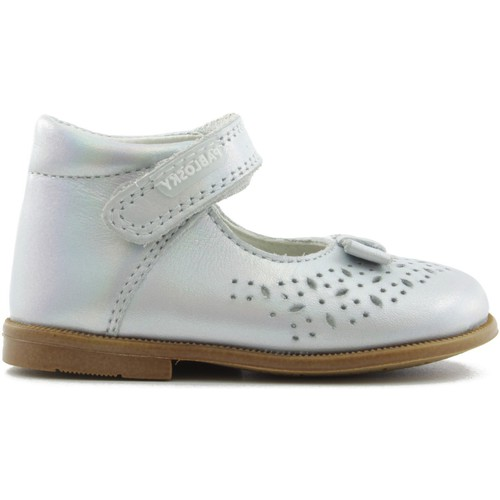 Shoes Children Flat shoes Pablosky SOFTY VENECIA GREY