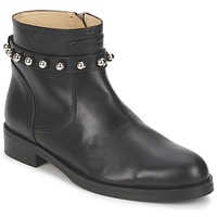 Shoes Women Mid boots Moschino Cheap & CHIC CA21102MOYCE0000 Black