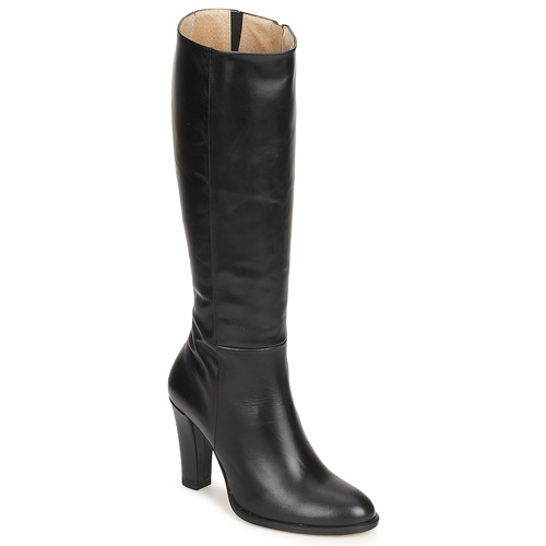 Shoes Women High boots Fericelli MAIA Black