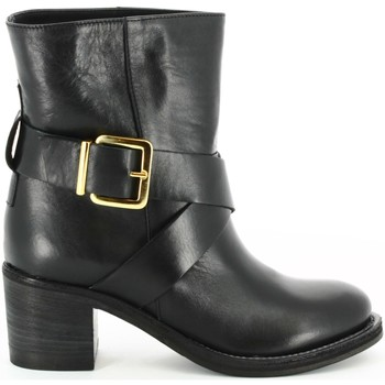 Shoes Women Ankle boots Cristian G. Cristian g. CG320 Ankle boots Women Black Black