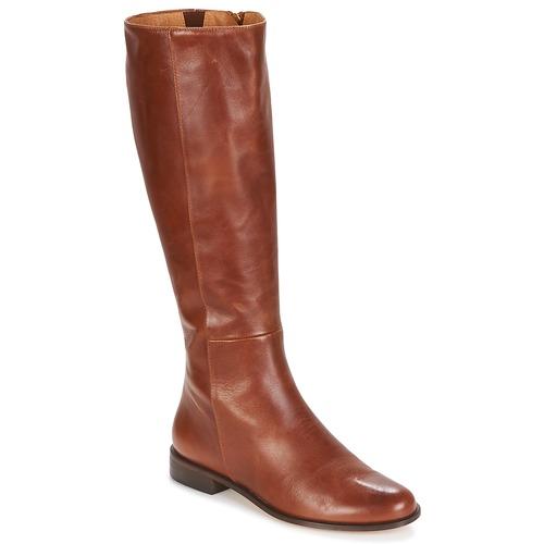 Shoes Women High boots Fericelli LUCILLA CAMEL
