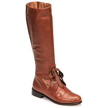 Shoes Women High boots Fericelli MAURA Camel