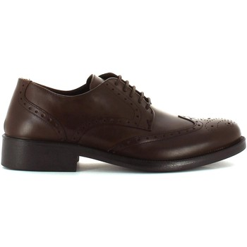 Shoes Men Walking shoes Enval 2905 Lace-up heels Man Marrone