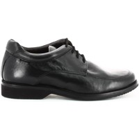Shoes Men Walking shoes Fontana 5647-N Classic shoes Man Nero