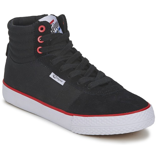 Shoes Hi top trainers Feiyue A.S HIGH SKATE Black