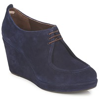 Shoes Women Derby Shoes Coclico HIDEO Marine