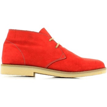 Shoes Women Mid boots Grace Shoes 1000 Ankle Women Red Red