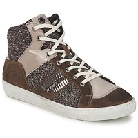 Shoes Women Hi top trainers Janet Sport ERICMARTIN Taupe