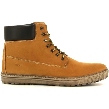 Shoes Men Mid boots Keys 3054 Sneakers Man Yellow Yellow