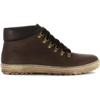 Shoes Men Walking shoes Keys 3056 Sneakers Man Brown Brown