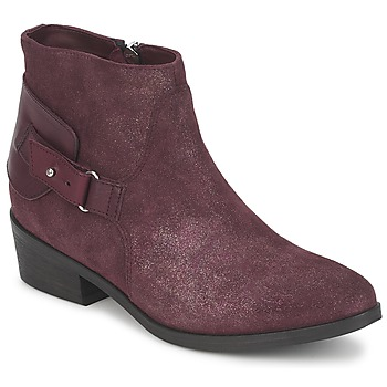 Shoes Women Mid boots Janet&Janet PAUL BOR BORDEAUX