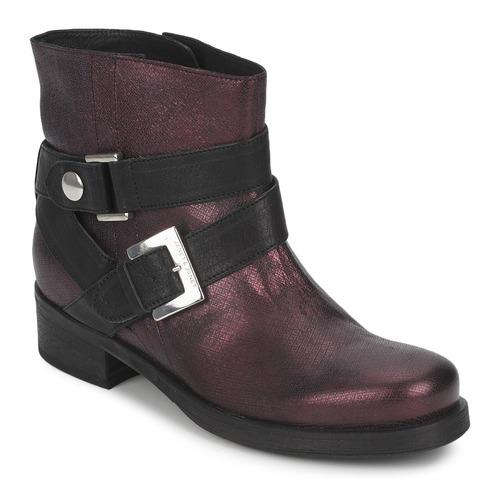 Shoes Women Mid boots Janet&Janet URSUS VAN Bordeaux