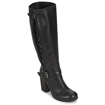 Shoes Women High boots JFK SEMATA Black