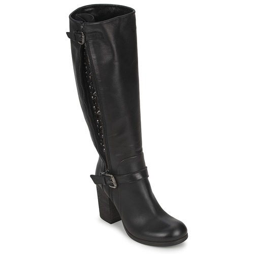 Shoes Women High boots JFK SEMATA Black