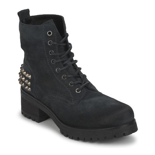 Shoes Women Mid boots JFK SIMAIT Black