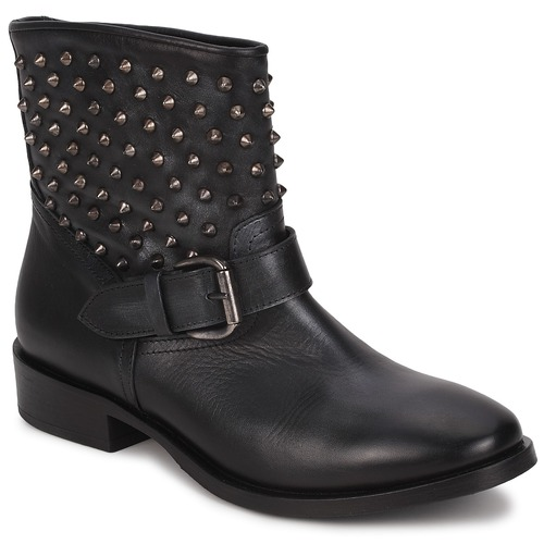 Shoes Women Mid boots JFK BARBALA Black