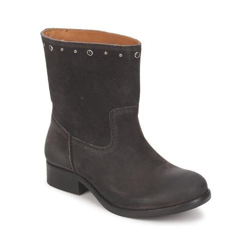 Shoes Women Mid boots Koah NOMADE  black