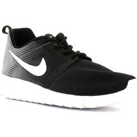 Shoes Men Low top trainers Nike 705485 Sport shoes Kid Black Black