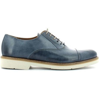 Shoes Men Derby Shoes Marco Ferretti 140355 Elegant shoes Man Navy Navy