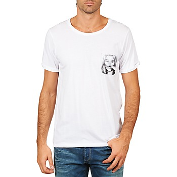Clothing Men Short-sleeved t-shirts Eleven Paris KMPOCK MEN White