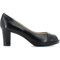 Shoes Women Heels Grace Shoes 383 Decolletè Women Nero