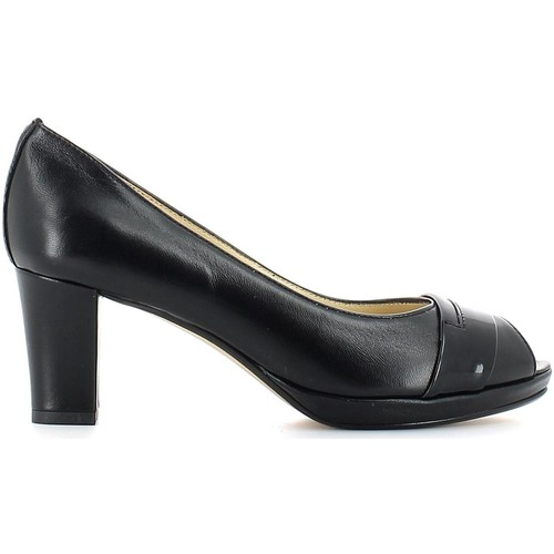 Shoes Women Heels Grace Shoes 383 Decolletè Women Black Black