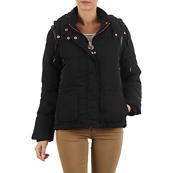 Clothing Women Duffel coats Eleven Paris TAELLY WOMEN Black