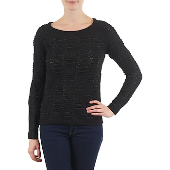 Clothing Women jumpers Eleven Paris TAPPLE WOMEN Black