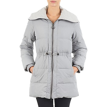 Clothing Women Duffel coats Eleven Paris TOBBY WOMEN Grey