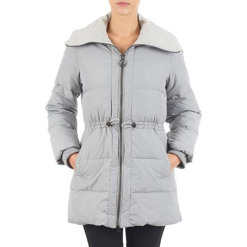 Clothing Women Duffel coats Eleven Paris TOBBY WOMEN Grey