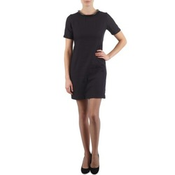 Clothing Women Short Dresses Eleven Paris TOWN WOMEN Black