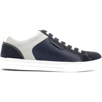 Shoes Men Walking shoes Lumberjack 1562 M01 Sneakers Man Navy blue/white