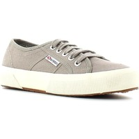 Shoes Women Low top trainers Superga 2750 Sneakers Women Mush room