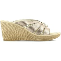Shoes Women Sandals Enval 3996 Sandals Women Taupe Taupe