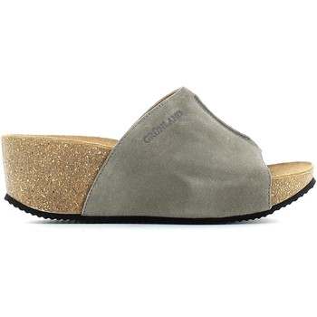 Shoes Women Sandals Grunland CB0383 Sandals Women Grey Grey
