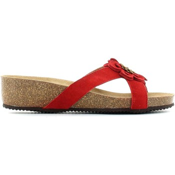 Shoes Women Sandals Grunland CB0424 Sandals Women Red Red