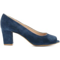 Shoes Women Heels Grunland SC1142 Decolletè Women Royal