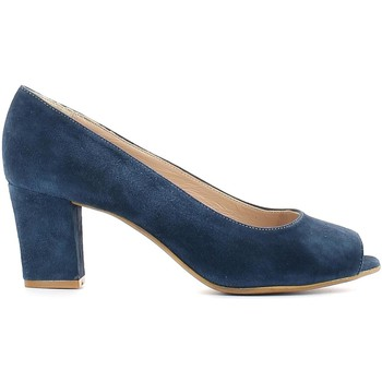 Shoes Women Heels Grunland SC1142 Decolletè Women Royal Royal