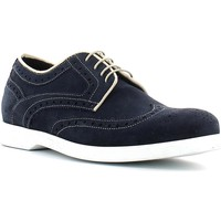 Shoes Men Derby Shoes Rogers 1511 Lace-up heels Man Blue Blue