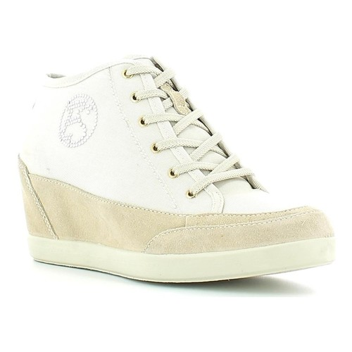 Shoes Women Ankle boots Enval 3924 Sneakers Women Beige Beige