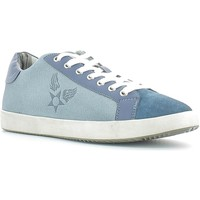 Shoes Men Low top trainers Avirex 151.M.171 Sneakers Man Blue Blue