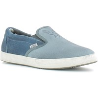 Shoes Men Slip ons Avirex 151.M.172 Slip-on Man Blue Blue