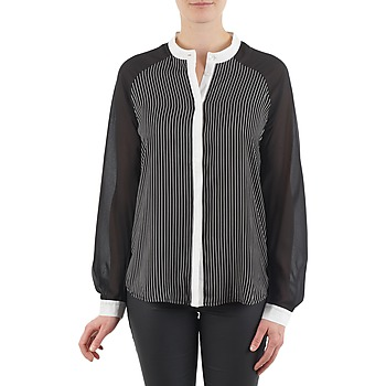 Clothing Women Shirts Manoukian RAGANE Black